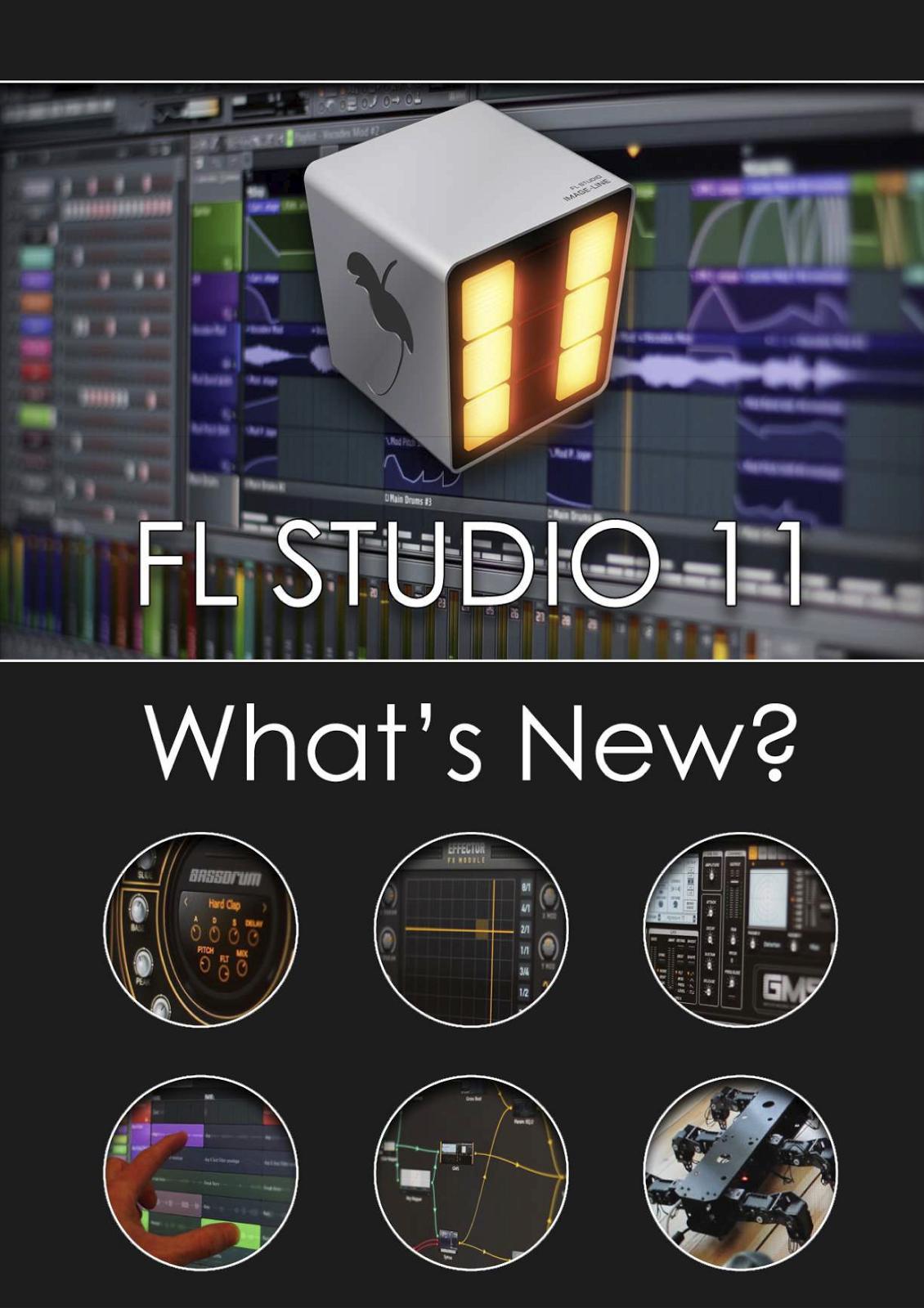 FL Studio 11 está aquí señores