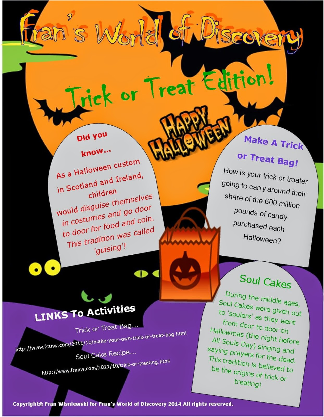 Halloween Activities for Families