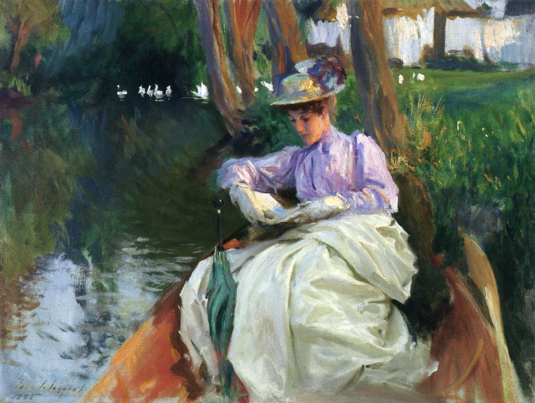 Paintings of spring john singer sargent 12 ianuarie 1856 for John s painting