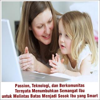Menjadi ibu yang smart bersama KEB
