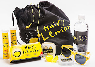 Hairy Lemon, Giveaway