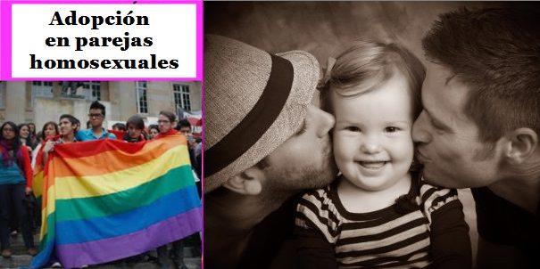 Adopción en parejas homosexuales