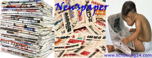 Essay Of Newspaper