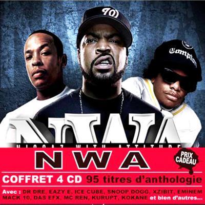 N.W.A. – Best of (2013)