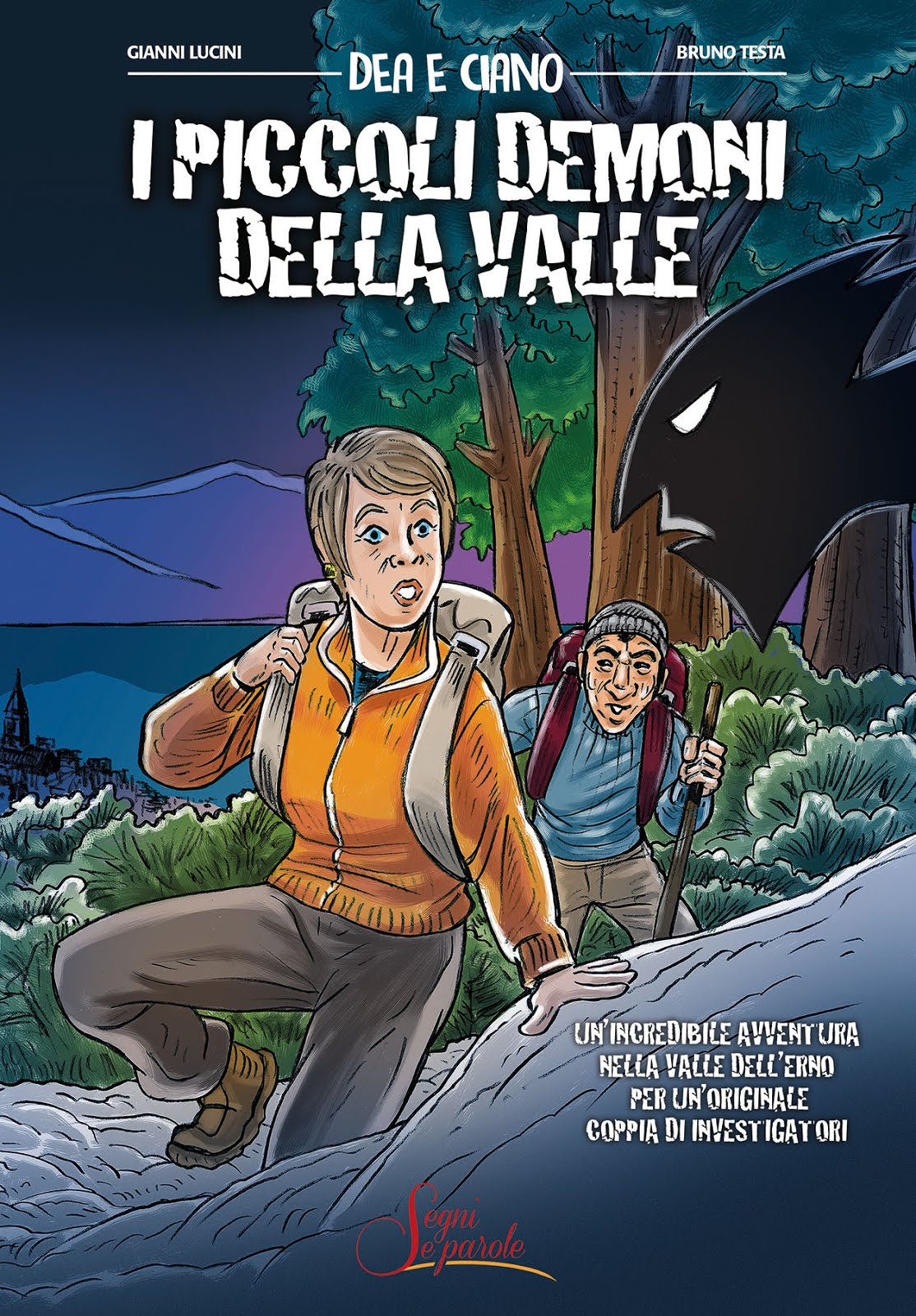 DEA E CIANO - I piccoli demoni della valle