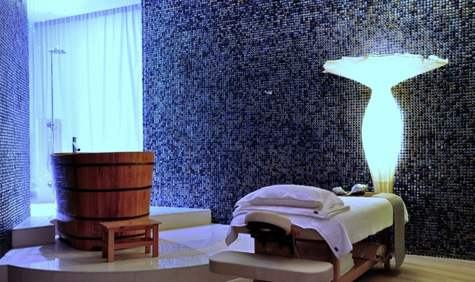 Amazing Oasis Club Spa Interior : By PAL Design Pictures Gallery