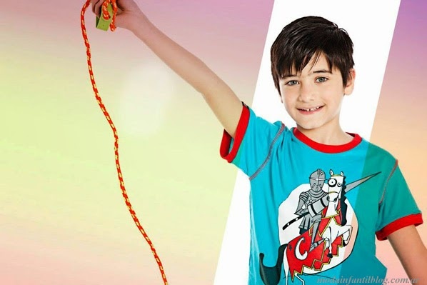 ropa para niños chucho manucho primavera verano 2014