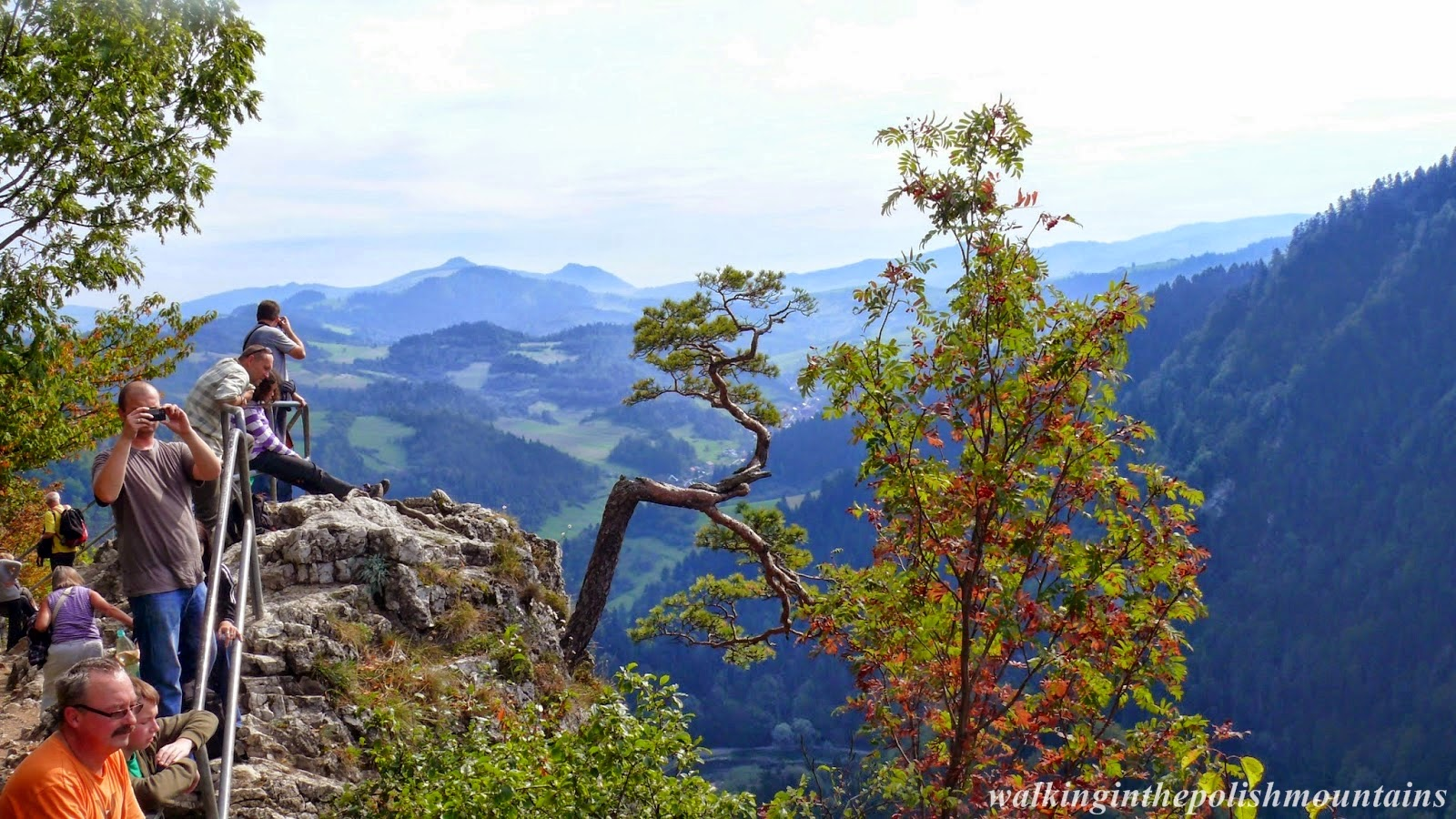 Pieniny Mountains
