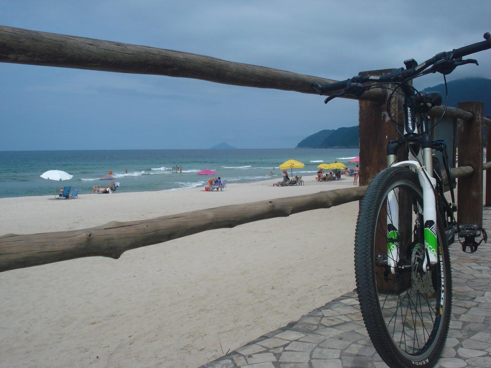 Bike e Natureza: