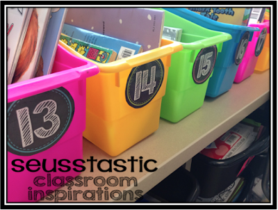 Seusstastic Classroom Creations