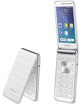 Samsung Galaxy Folder LTE SM-G150NL