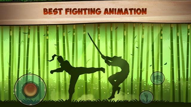 تحميل لعبة محارب الظل أفضل لعبة قتالية للأندرويد والأيفون Shadow Fight 2 APK-iOS1.8.2