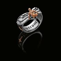 Strom Angelus Watch ring