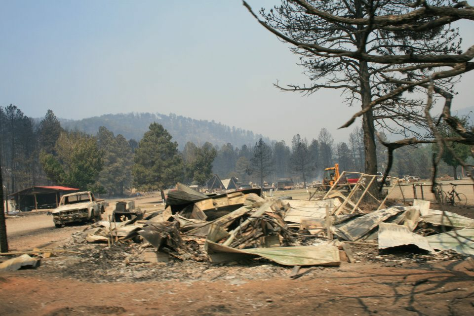 Little Bear Fire (Ruidoso, NM) Update - Monday, June 11, 2012 ...
