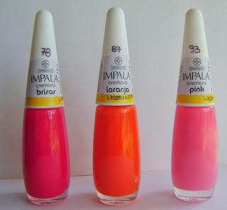 cores de esmaltes para usar no verão 2014