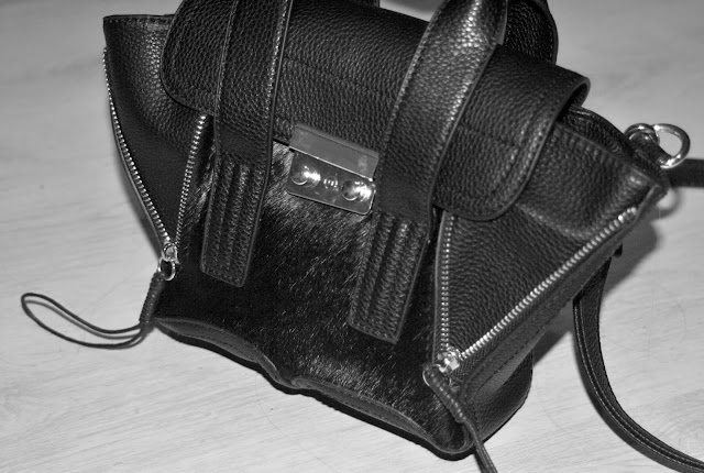 phillip lim pashli bag, mini pashli, designer bag, phillip lim lookalike, replica bag, black mini pashli, anna xi