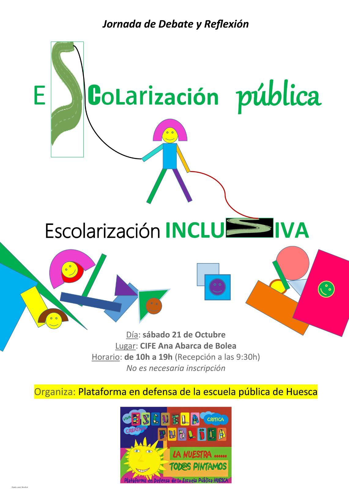 21 de octubre, Jornada de inclusión