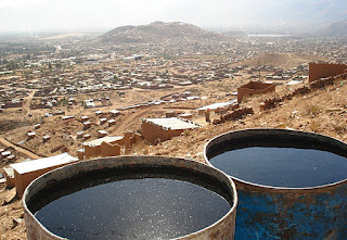 Agua en Bolivia