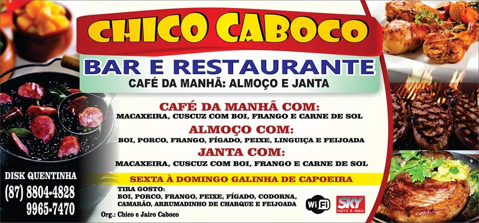 CHICO CABOCO BAR