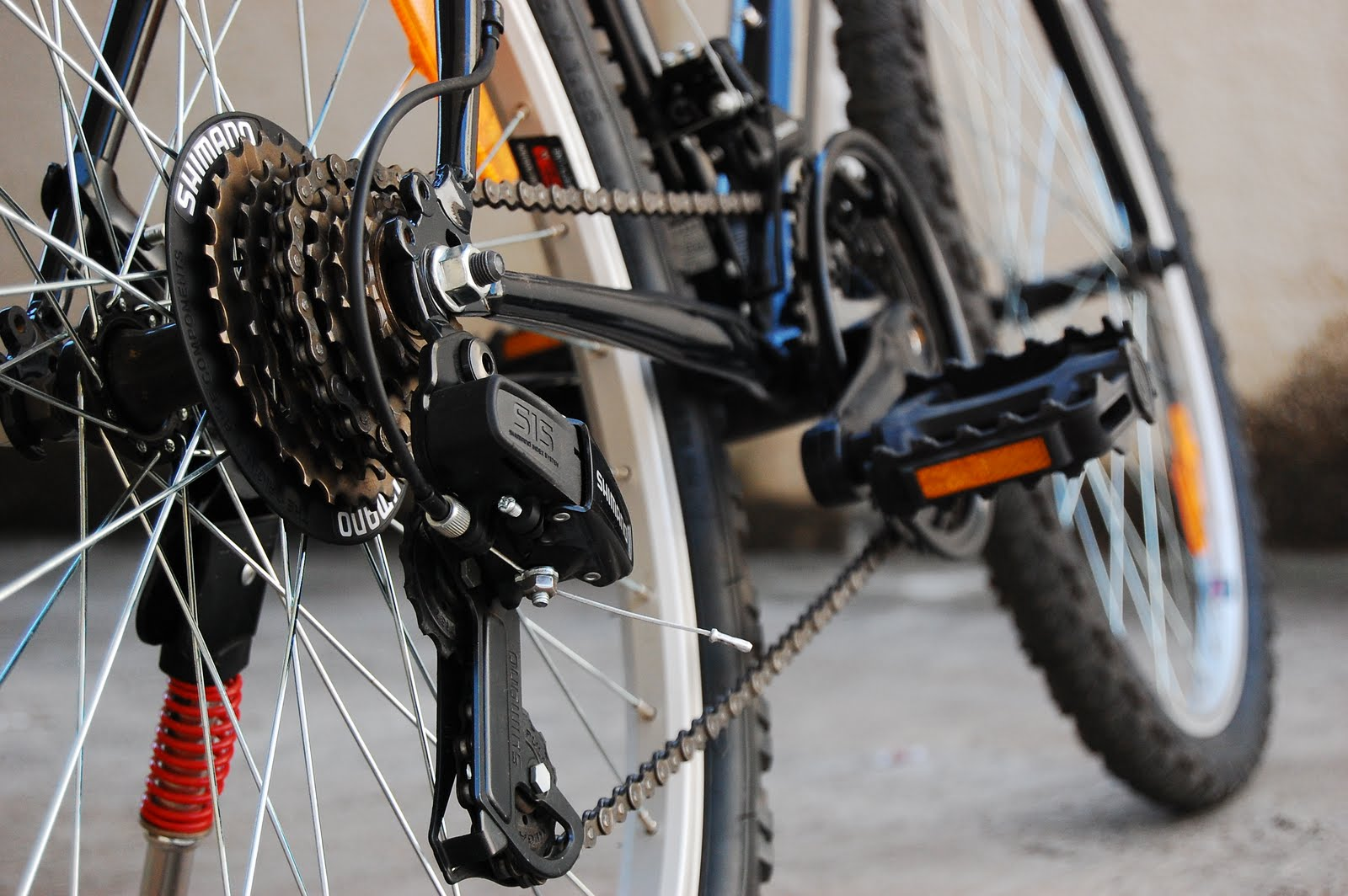 """7779ff0b6c0 A detailed look at my new """"btwin Rockrider 5.0"""" bicycle [Photos ..."""