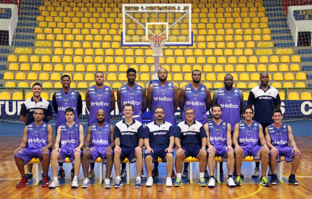 MOGI das CRUZES 2015-2016. Liga Paulista