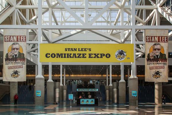 Comikaze Expo 2013