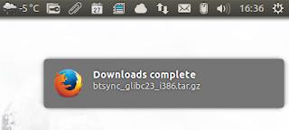 Firefox native notifications Unity