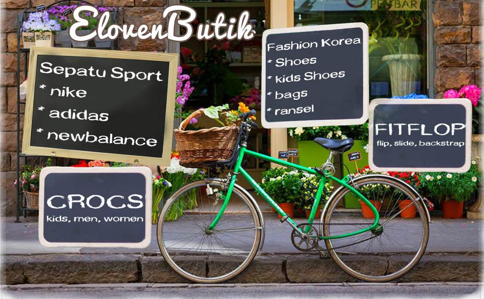 ElovenButik - Jual Skechers Crocs fitflop Original