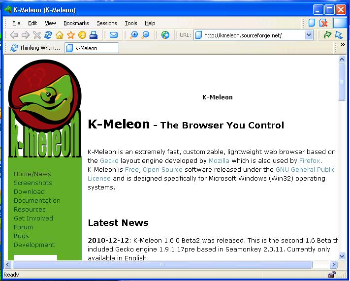 K Meleon Browser Logo K Meleon Browser Logo K meleon
