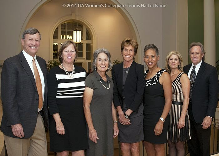 Martinez inducted in Women's Collegiate Hall of Fame