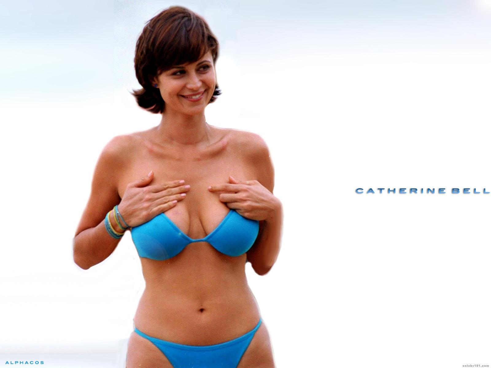 picture Catherine Bell (actress)