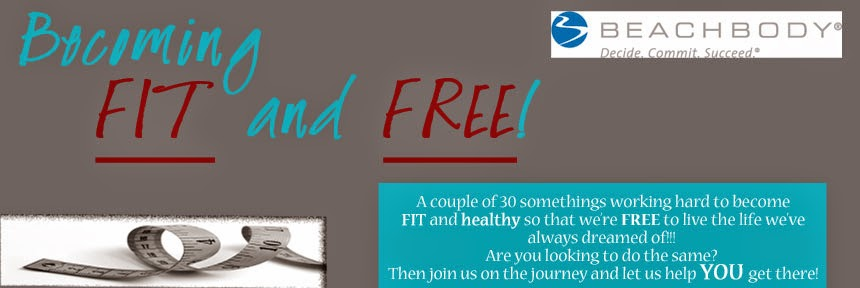 Becoming Fit and Free!