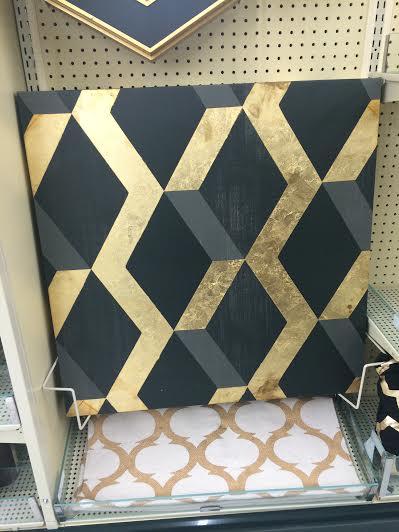 80 geometric wall art 20 diy project thataylaa for Geometric wall art diy