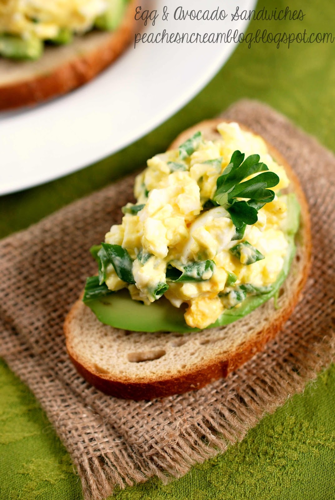 Creamy Guacamole Egg Salad Sandwich Recipes — Dishmaps