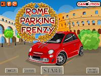 Parqueo en Roma