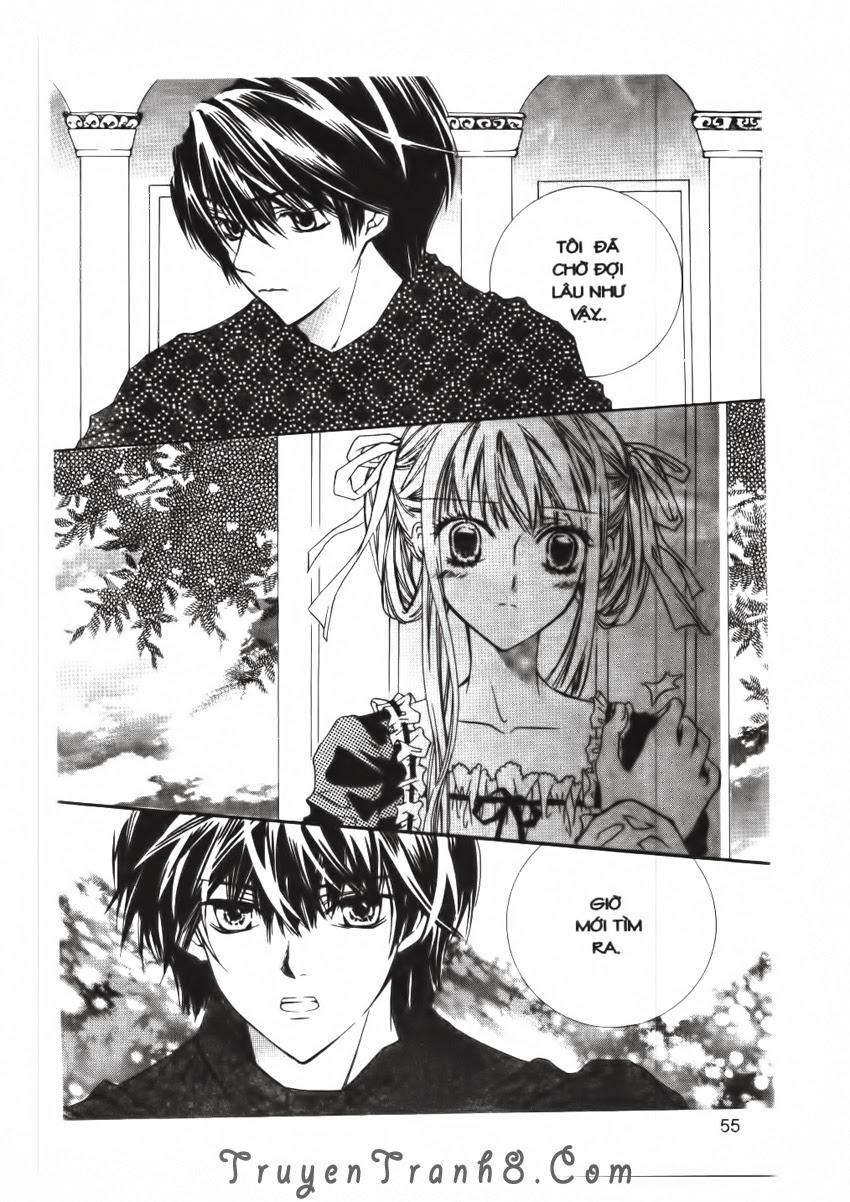 A Kiss For My Prince - Nụ Hôn Hoàng Tử Chapter 24 - Trang 20