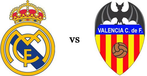 real madrid valencia 2012