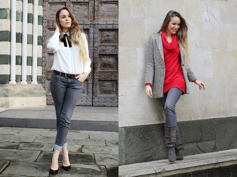 h&m jeans fashion outfit