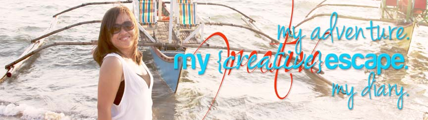 My {Creative} Escape   by: July Gaceta