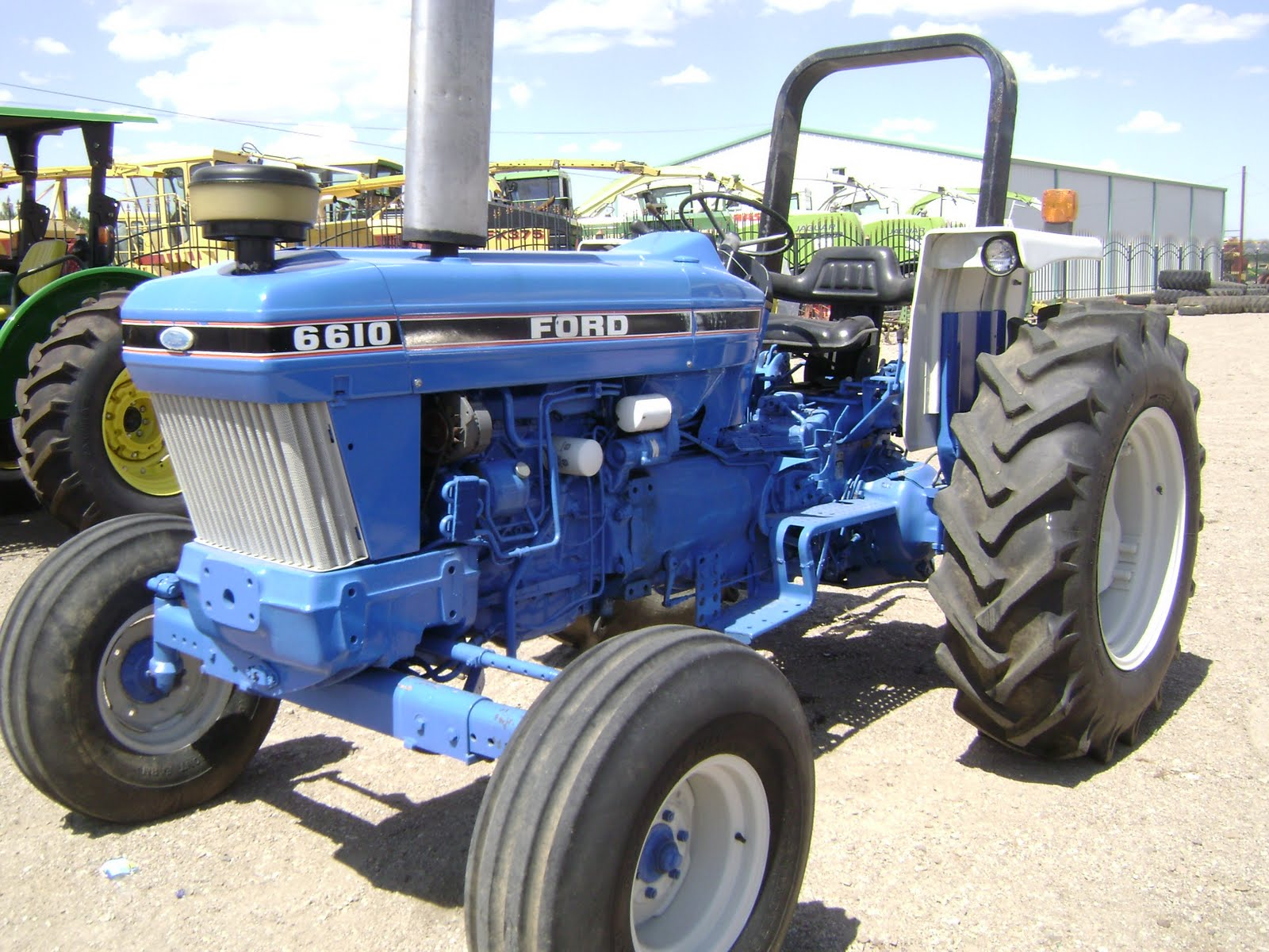 Ford Tractor Company : Parts for ford tractor