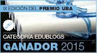 #PremioUBA2015
