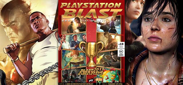 Revista PlayStation Blast Nº19 Capa_psblast_n19