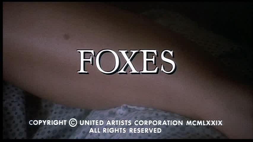 filming locations foxes 1980 san fernando valley blog