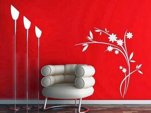 Parede-com-acabamento-liso-semi-acetinado-pintar-a-casa