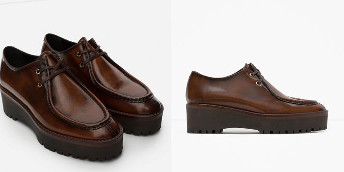 Zapatos Nueva De Otoño Colección With Zara Or Invierno 2015 HBEqB