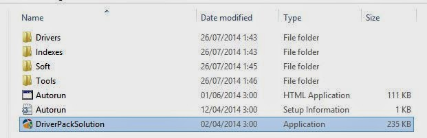 cara update driver laptop tanpa kaset