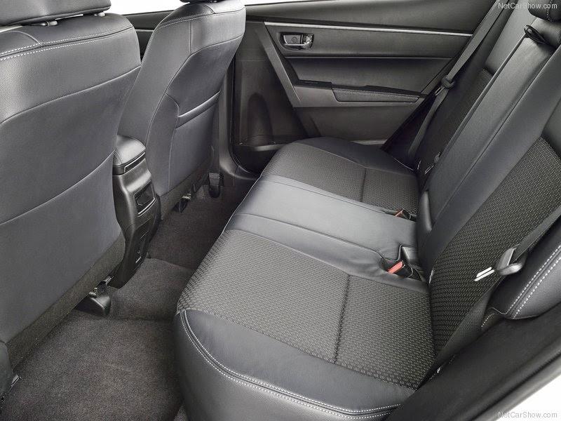 2014 Toyota Corolla EU-Version