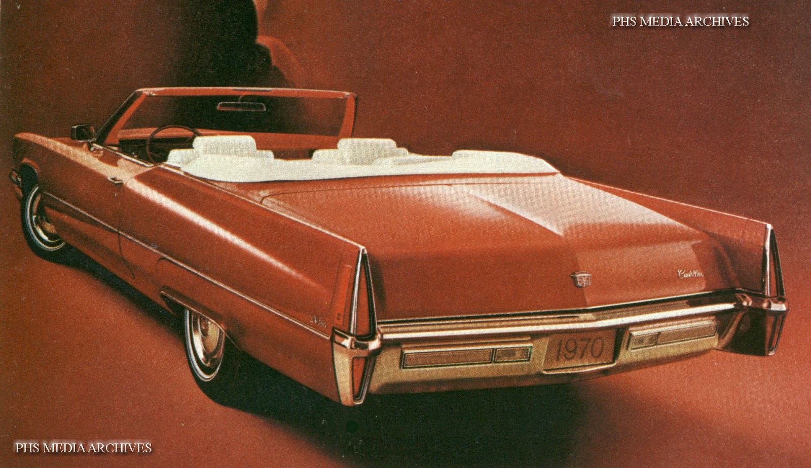 Yankee Tanks Series 1969 1970 Cadillac Deville Convertibles 472 Engine Wiring Diagram The Was Last Year For Rear Wheel Drive Convertible From