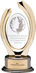 2011 Communitas Award Winner