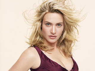 Blond English Celebrity - Hot Star Kate Winslet